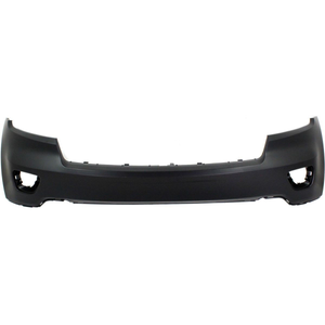 2011-2013 JEEP GRAND CHEROKEE Front Bumper Cover w/o Headlamp Washer  w/o Park Assist Painted to Match