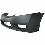 Load image into Gallery viewer, 2009-2011 Honda Civic Sedan Front Bumper Painted to Match