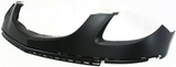 2011-2012 Buick Enclave Upper Front Bumper Painted to Match