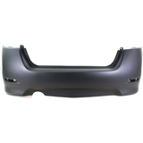 2013-2015 NISSAN SENTRA Rear Bumper Cover SL|SR Painted to Match