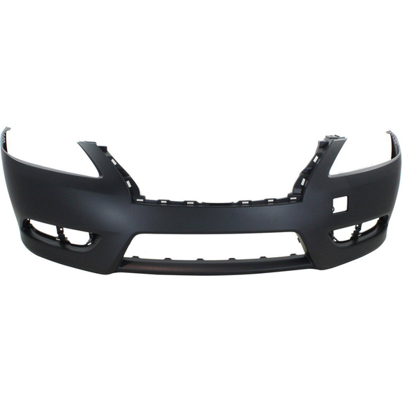 2013-2015 NISSAN SENTRA Front Bumper Cover S|SL|SV Painted to Match