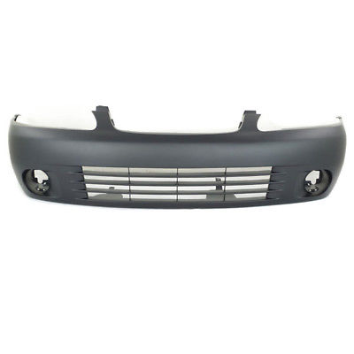 2000-2003 NISSAN SENTRA Front Bumper Cover CA/GXE/SE/XE/Limited Painted to Match