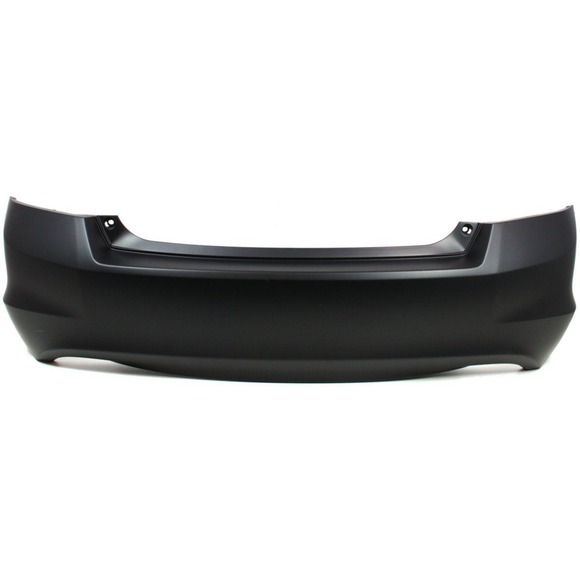 2008-2012 HONDA ACCORD Rear Bumper Cover 3.5L sedan Painted to Match
