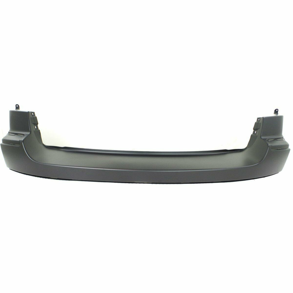 2004-2005 Chrysler Pacifica w/o Sensors Rear Bumper Painted to Match