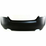2007-2009 Nissan Altima Sedan Rear Bumper Painted to Match