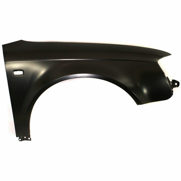 2005-2008 AUDI A4, RIGHT Fender AU1241117 Painted to Match