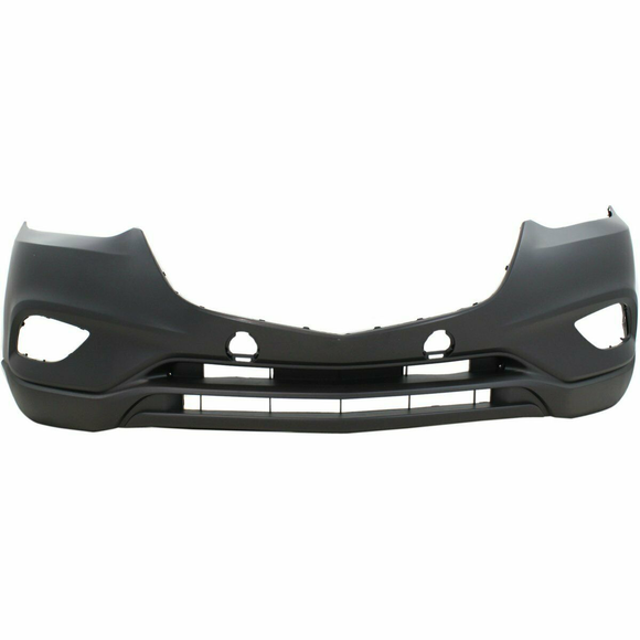 2013-2015 MAZDA CX 9 Front Bumper lower textured Painted to Match