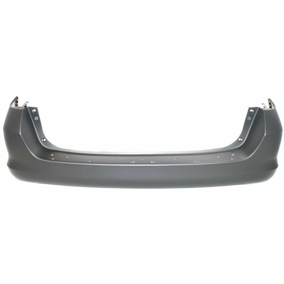 2005-2008 Honda Odyssey Rear Bumper Painted to Match
