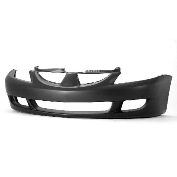 2004-2005 Mitsubishi Lancer ES LS OZ Front Bumper Painted to Match