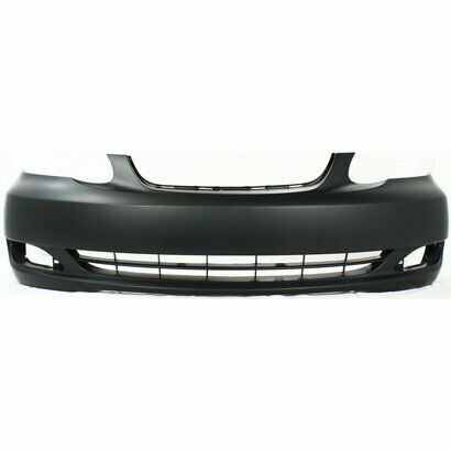 2005-2008 Toyota Corolla CE Front Bumper Painted to Match