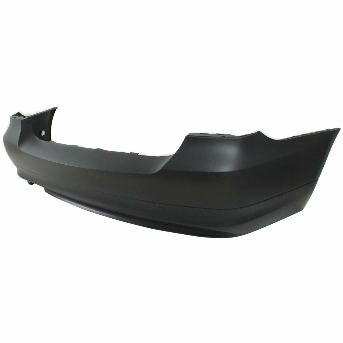 2009-2011 BMW 3 series Sedan 3.0L Rear Bumper Painted to Match