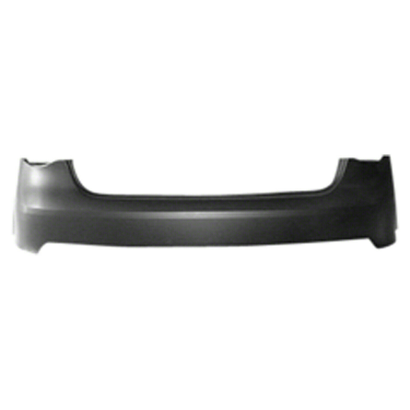 2008-2010 Volkswagen Jetta Sedan Type5 Rear Bumper Painted to Match