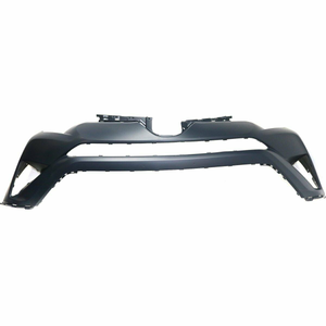 2016-2018 Toyota RAV4 Front Upper Bumper (USA made models) Painted to Match