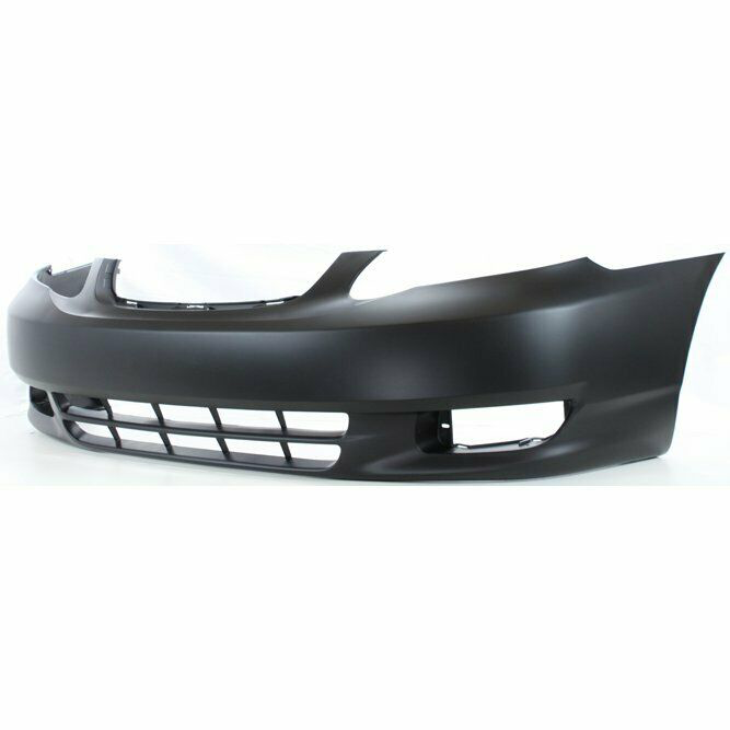 2003-2004 Toyota Corolla Front Bumper Painted to Match
