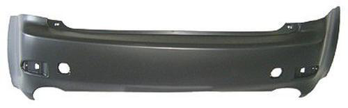 2006-2008 LEXUS IS250/350 Rear Bumper Cover w/o park sensor Painted to Match