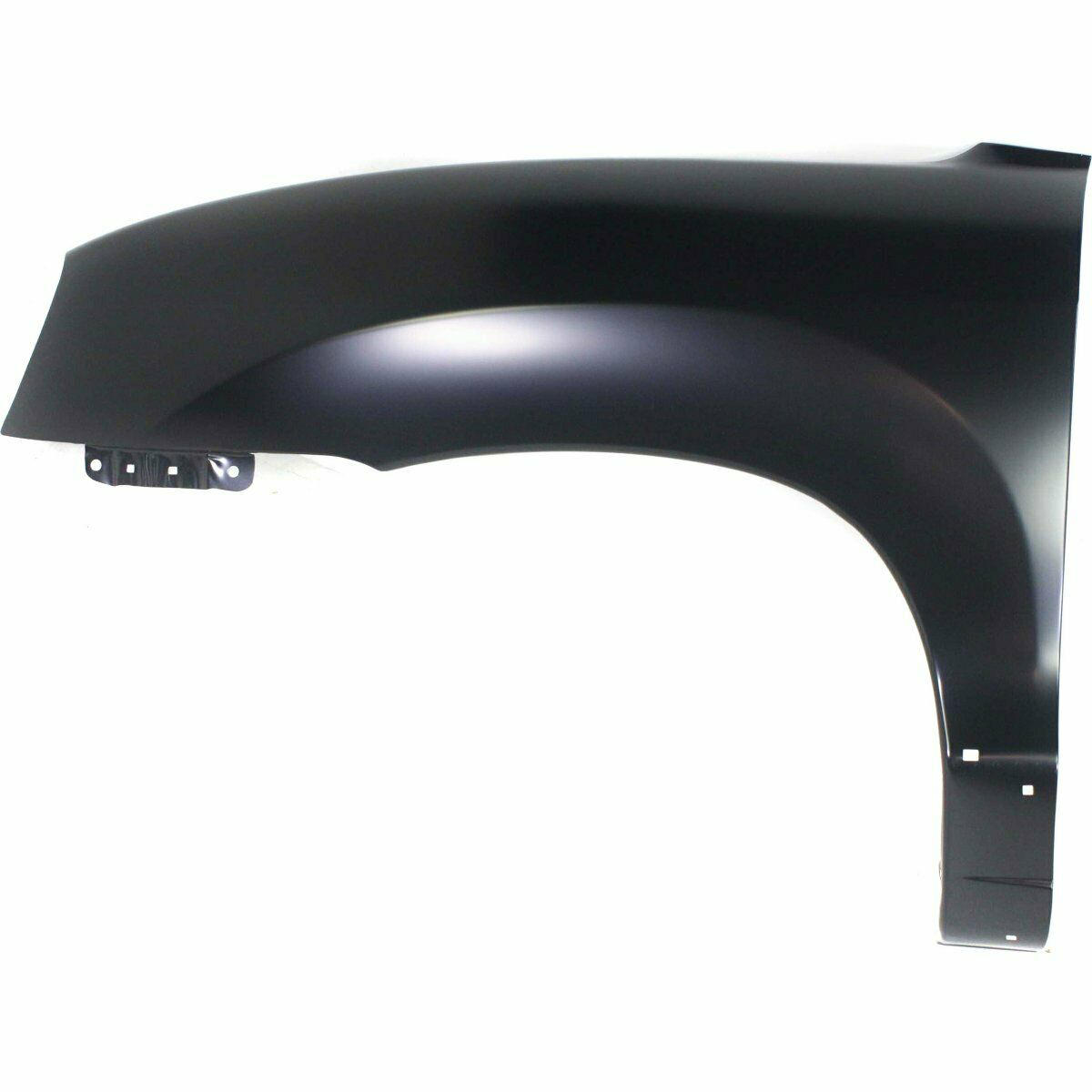 2003-2004 Left Fender for Hyundai Santa Fe w/ Molding Holes Painted to Match