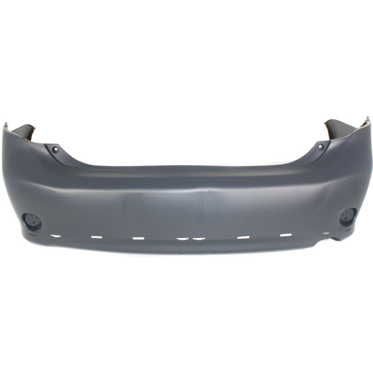 2009-2010 TOYOTA COROLLA Rear Bumper Cover S|XRS Painted to Match