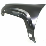 2006-2009 Toyota 4Runner Left Fender Painted to Match
