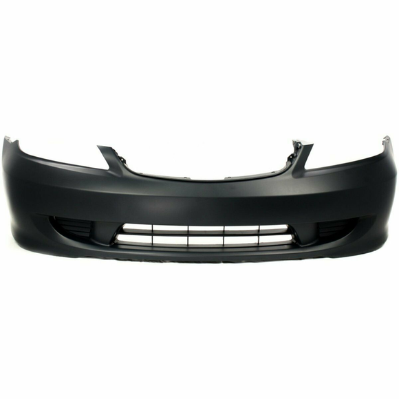 2004-2005 Honda Civic Hybrid Front Bumper Painted to Match