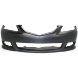 2003-2005 MAZDA 6 Front Bumper Cover except Mazdaspeed  Sport type  w/spoiler Painted to Match