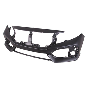 2017-2019 HONDA CIVIC Front Bumper Cover HatchBack Painted to Match
