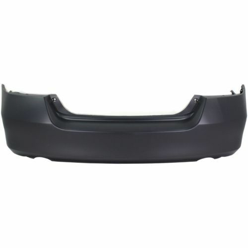 2006-2007 Honda Accord Sedan 4cyl Rear Bumper Painted to Match