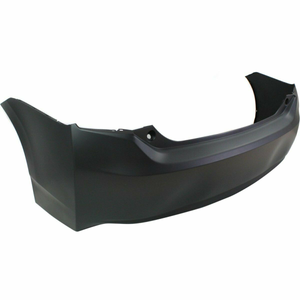 2010-2011 Toyota Prius Rear Bumper (G/S) Painted to Match