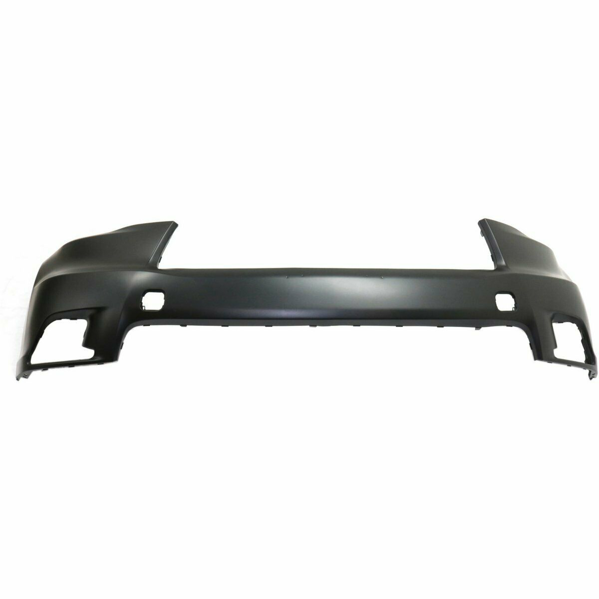 2014-2016 Toyota Highlander Upper Front Bumper Painted to Match