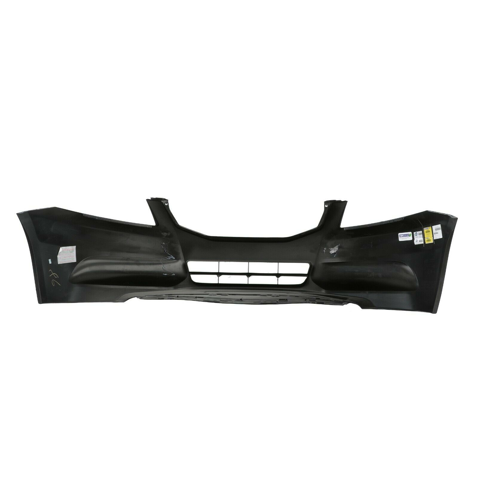 2011-2012 Honda Accord Sedan 4cyl no fog Front Bumper Painted to Match