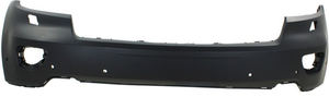 2011-2013 JEEP GRAND CHEROKEE Front Bumper Cover w/Headlamp Washer  w/Park Assist Painted to Match