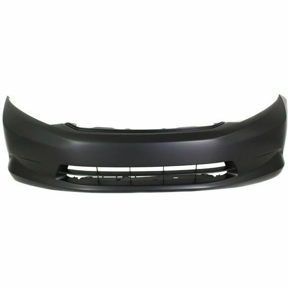 2012 Honda Civic Sedan Front (no fog) Bumper Painted to Match