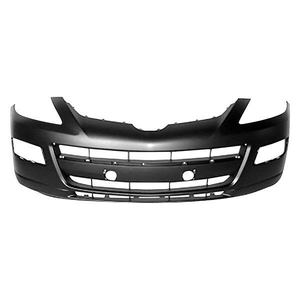 2007-2009 MAZDA CX-9 Front Bumper Cover Painted to Match