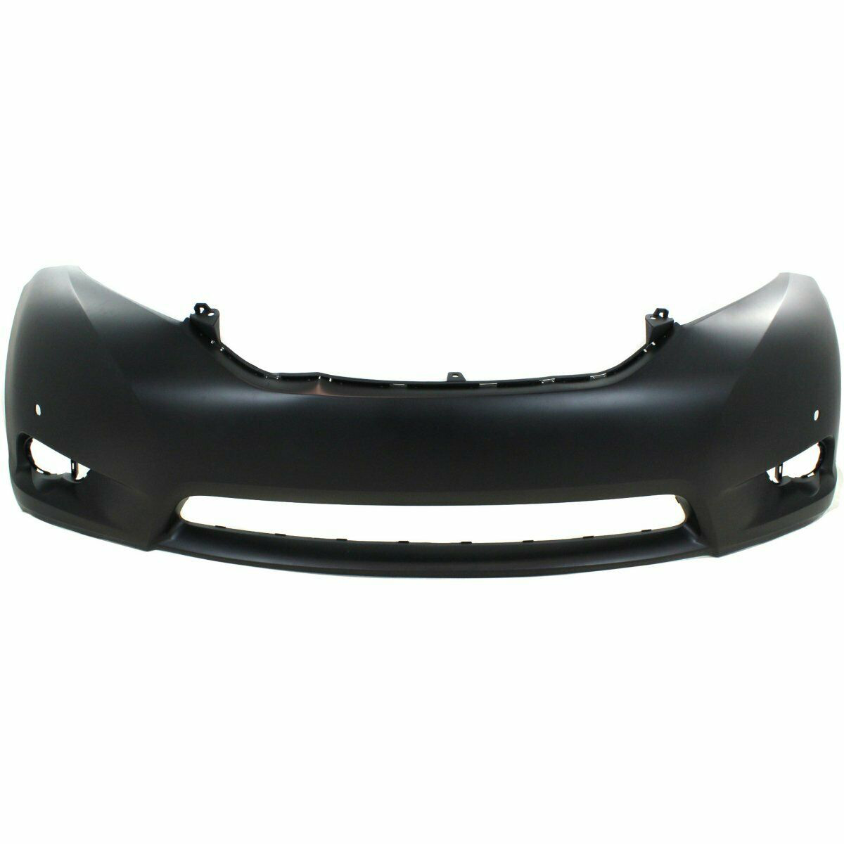 2011-2012 Toyota SIenna w/ Sensor holes Front Bumper Painted to Match