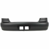 1998-2000 Toyota Corolla Rear Bumper Painted to Match