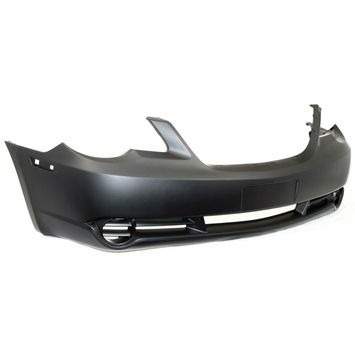 2007-2010 Chrysler Sebring w/o Fog Front Bumper Painted to Match