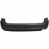 2007-2009 Toyota Sienna w/o Sensor holes Rear Bumper Painted to Match