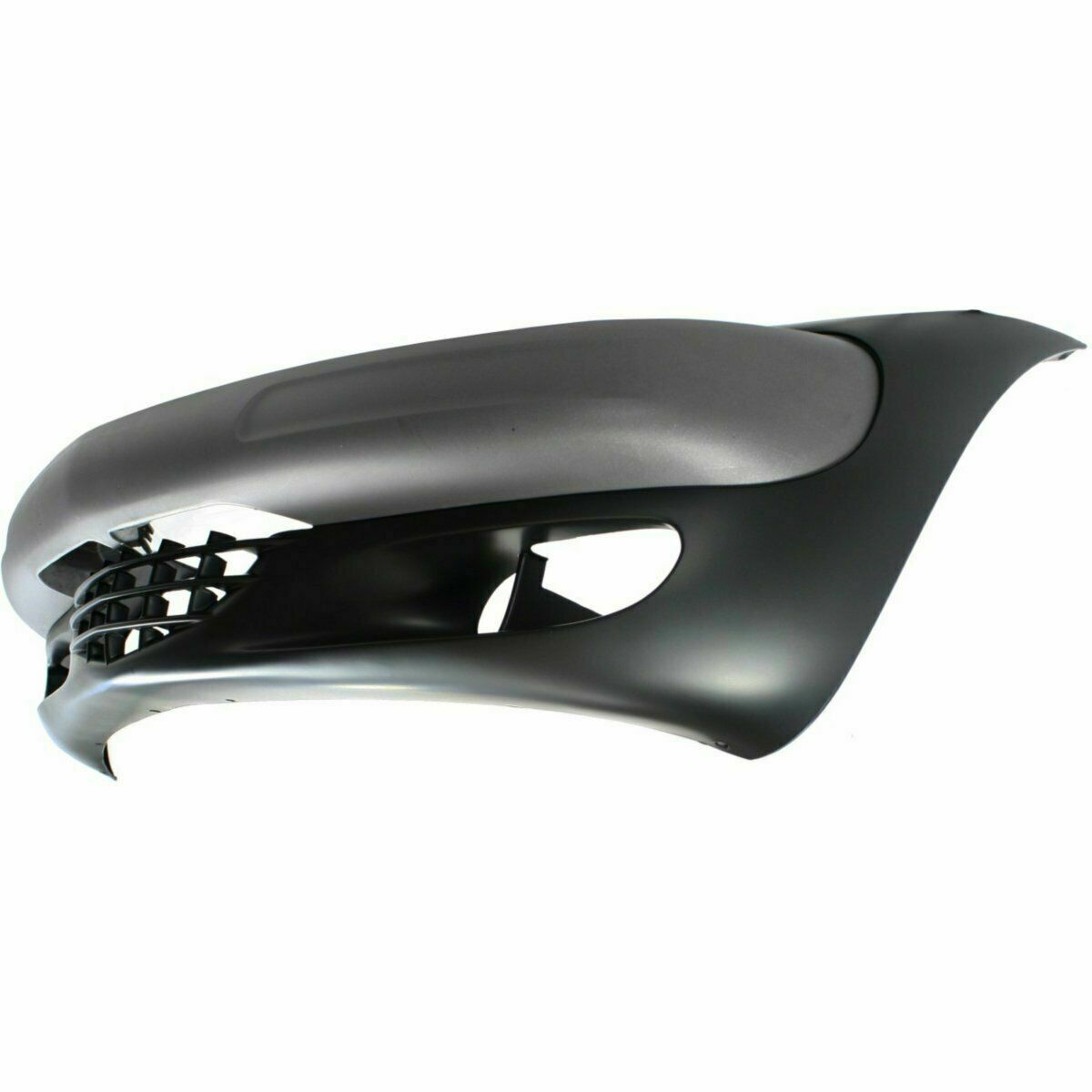 2001-2005 Chrysler PT Cruiser Front Bumper (middle portion unpainted textured) Painted to Match