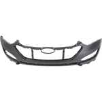 Load image into Gallery viewer, 2013-2016 HYUNDAI SANTA FE Front Bumper Cover Upper SPORT  w/o Parking Assist Painted to Match