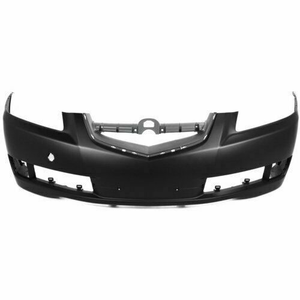 2007-2008 Acura TL Front Bumper Painted to Match