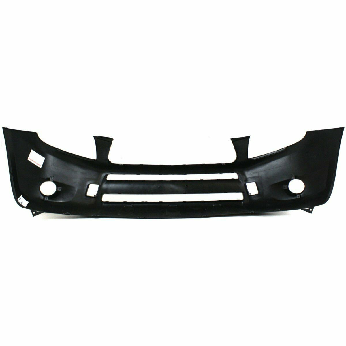 2006-2008 Toyota Rav4 Front Bumper w/o Flare holes Painted to Match
