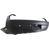 2012-2014 DODGE CHALLENGER Rear Bumper Cover w/Parking Sensor Holes Painted to Match