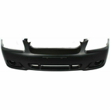 2000-2002 Hyundai Accent w/o Fog Front Bumper Painted to Match