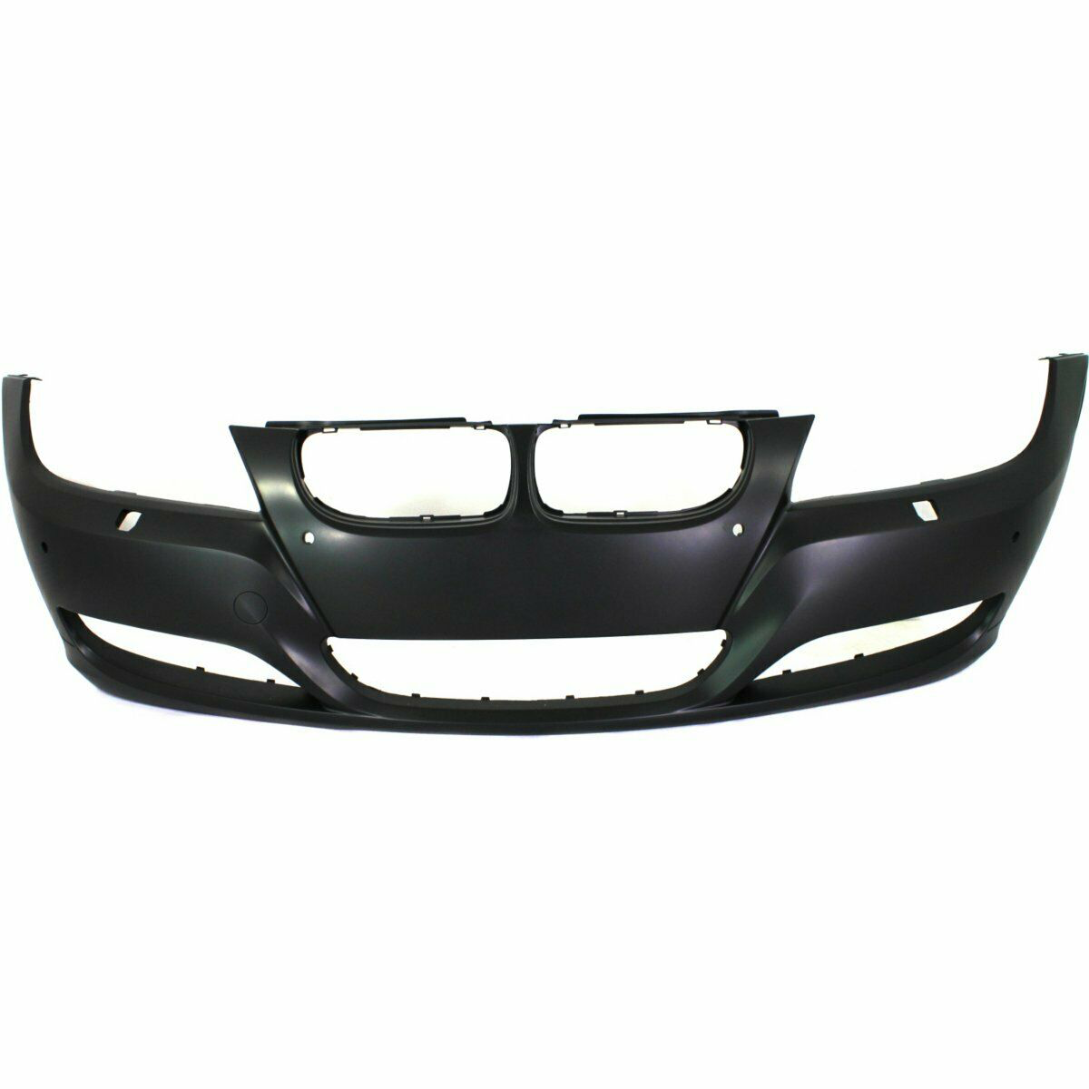2009-2011 BMW 3 Series w/Snsr w/HL Wash Front Bumper Painted to Match