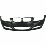 Load image into Gallery viewer, 2009-2011 BMW 3 Series w/Snsr w/HL Wash Front Bumper Painted to Match