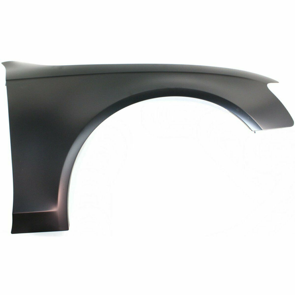 2009-2012 AUDI A4, Right Fender AU1241121 Painted to Match