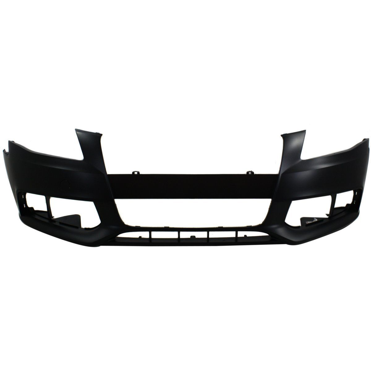 2009-2012 AUDI A4 Front Bumper Cover Sedan/Wagon  w/o S-Line Pkg  w/o Headlamp Washer Painted to Match