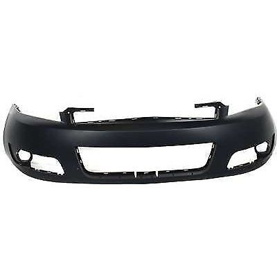 2006-2016 CHEVY IMPALA Front Bumper Cover LT  w/Fog Lamps Painted to Match