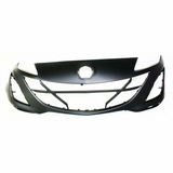 2010-2011 Mazda 3 2.0/2.5L Front Bumper Painted to Match