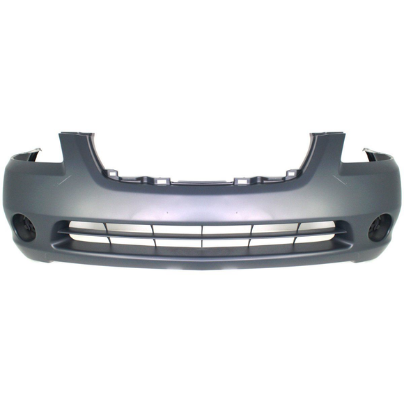 2002-2004 NISSAN ALTIMA Front Bumper Cover Painted to Match