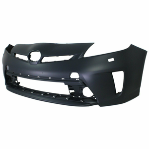 2012-2015 Toyota Prius W/LED W/Wash Front Bumper Painted to Match